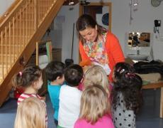 Prophylaxe im Kindergarten