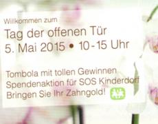 Tag der offenen Tür am 05. Mai 2015