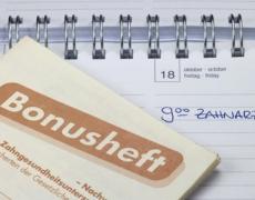 Bonusheft – Ein Stempel der sich lohnt